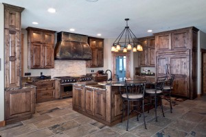 Example of a kitchen remodeling service in Montana