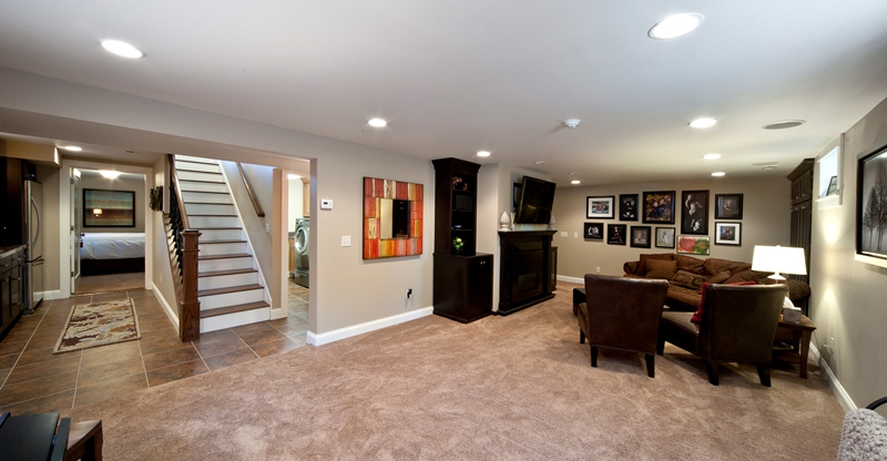 Make Your Basement Your Favorite Room in the House